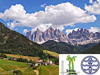 BOKU und EFIB in South Tyrol 12-13 and 14 June 2018