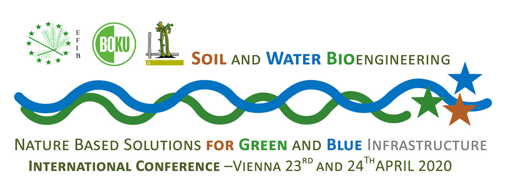 International Conference SOIL AND WATER BIOENGINEERING