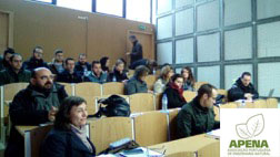 Course of Natural Engineering in the Master in Forest Resources of the Polytechnic Institute of Coimbra