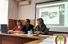 International conference for soil bioengineering in maikop on-line